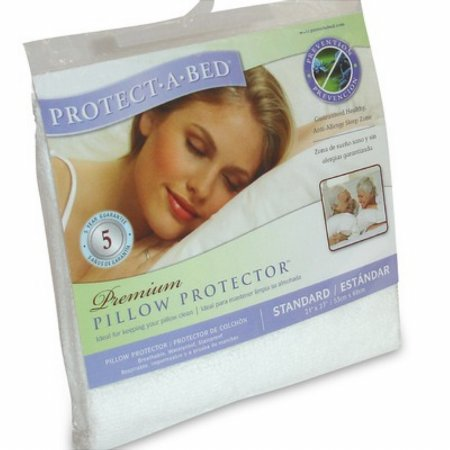 Protect A Bed - Premium Standard Pillow Protectors