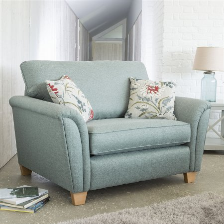 Alstons Upholstery   Barcelona Snuggle Chair