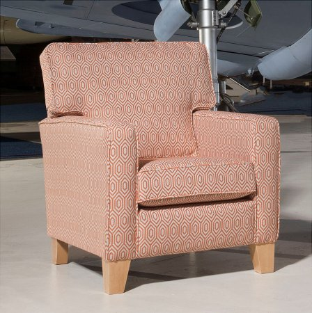 Fabric Armchairs. Alstons Upholstery   Hawk Accent Chair