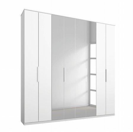 Rauch - Nemuro Mirror Wardrobe