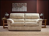 Hamilton Sofa: Modern high back styling with a classic twist. Fully hand tailored in the U ...click for more