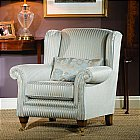 Ixworth Armchair: This chair promises to be one of our most sumptuous and indulgent ranges wi ...click for more
