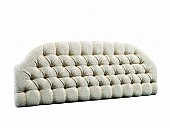 Elba Headboard: Traditional Headboard - 56cm ht<br />Co-ordinate your headboard and bedroom ...click for more