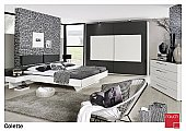 Colette Bedroom: A timeless, elegant bedroom range.<br />Sliding and hinged door robes as we ...click for more