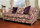 Chatsworth Grand Sofa: Grand sofa shown in fabric 0935 from the Classic collection.<br />Size: H 9 ...click for more