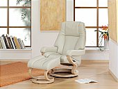 Zerostress Carron Leather Recliner : leather recliner ...click for more