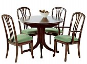 Hampton Circular Dining Table: Circular Dining Table ...click for more