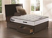 Sealy - Diamond Backcare 135cm Divan Bed with 4 Drawers