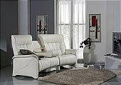 Cumuly Rhine 2 Seater Leather Sofa: 2 seater sofa ...click for more