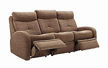 G Plan Upholstery Eton 3 Seater Recliner Sofa