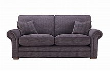 G Plan Upholstery Jasmine 3 seater sofa with scatters