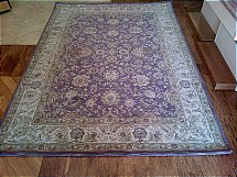 Flooring One Buckingham Zeigler Cassis Rug