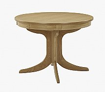 2823/Nathan-Shades-Oak-Circular-Sunburst-Pedestal-Dining-Table