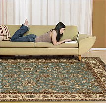 Flooring One Living Treasures Rug