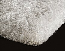 Flooring One Plush White Rug