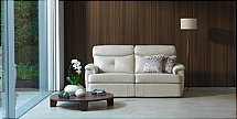 G Plan Upholstery Atlanta Leather Sofa
