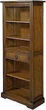 3290/Old-Charm-OC-2794-Narrow-Bookcase