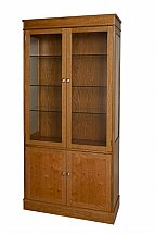 3670/Ashmore-Furniture-Simply-Classical-AFC008-2-Door-Wall-Unit
