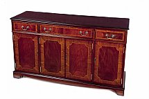 3741/Ashmore-Furniture-Simply-Classical-A303-5ft-4-Door-Sideboard
