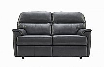 G Plan Upholstery Watson 2 Seater Leather Sofa