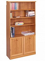 4221/Sutcliffe-Trafalgar-Bookcase-with-2-Doors