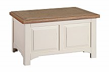 Vale Furnishers - Bedrooms - Chateaux Blanket Box