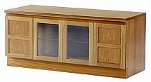 Nathan - Teak Collection Classic Teak TV Cabinet