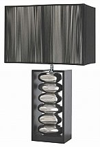 Vale Furnishers - Ocean Pebbles 675 C - Table Lamp