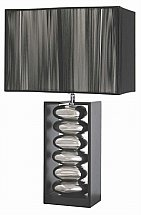 Vale Furnishers - Ocean Pebbles 676 C - Table Lamp