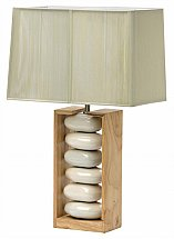 Vale Furnishers - Ocean Pebbles 681 S Table Lamp