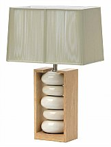 Vale Furnishers - Ocean Pebbles 682 S - Table Lamp