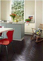 Karndean Art Select Black Oak Parquet Range