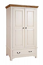 Vale Furnishers - Bedrooms - Chateaux Double Wardrobe