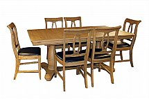Vale Furnishers - Dining - Rosina Tables and Chairs