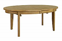 Vale Furnishers - Dining - Rosina Oval Extending Table
