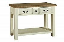 Vale Furnishers - Chateaux Console Table