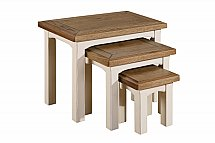Vale Furnishers - Chateaux Nest of Tables