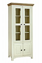 Vale Furnishers - Dining - Chateaux Display Cabinet