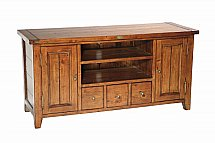 Vale Furnishers - Somerset Plasma TV stand