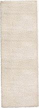 Mastercraft Rugs Shaggy Runner - Cream