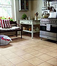 Karndean Knight Tile Light Stone - Damas Stone ST10