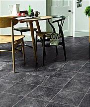 Karndean Knight Tile Dark Stone - Orkney T100