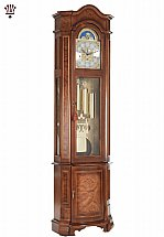 BilliB - Tivoli Grandfather Clock in Walnut Finish