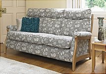 Cintique Richmond 3 Seater Sofa