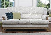 Cintique Virginia 3 Seater Sofa