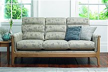 Cintique Lydia 3 Seater Sofa