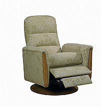 Cintique Lydia Swivel Chair