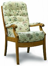 Cintique Winchester High Sit Chair