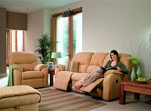G Plan Upholstery Mistral Recliner Sofa
