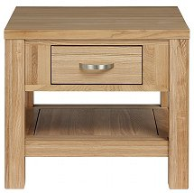 Vale Furnishers - Truro Lamp Table